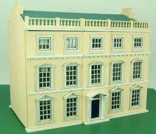 144th scale Georgian Mansion Kit
