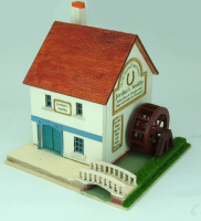 144th scale Water Mill Kit