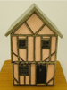 144th scale Kit - Teal Cottage