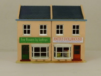 144th Victorian shops kit