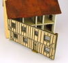 144th scale Kit - Swan Cottage