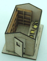 144th Garden Shed Kit