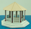 144th Bandstand or Summer Garden House Kit