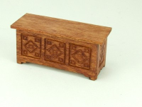 48th scale Tudor Style Chest