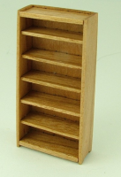 48th scale Modern style bookcase kit