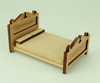 48th scale Victorian Style Double Bed Kit