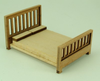 48th scale Mackintosh style Double bed kit