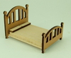 48th scale Edwardian style Double bed kit