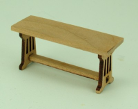 48th scale Craftsman style Table kit
