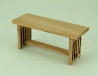 48th scale Mackintosh style Table kit