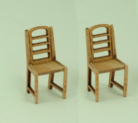 48th scale set of two Standard Chairs kit