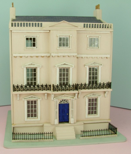 144th scale Georgian Town House Kit