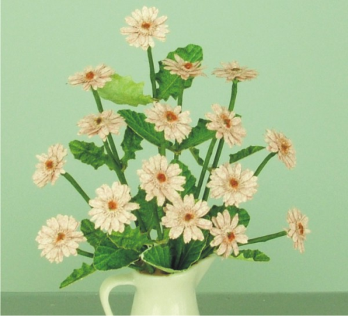 12th scale Light Pink Gerbera kit