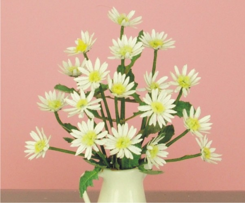 12th scale White Daisy Kit