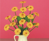 12th scale Gold Gerbera kit