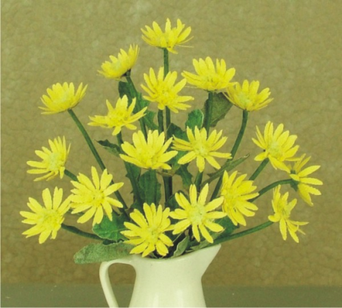 12th scale Yellow Daisy Kit