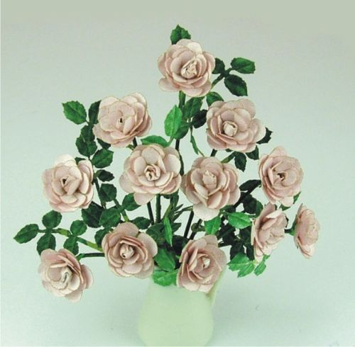 12th scale Light Pink Rose kit