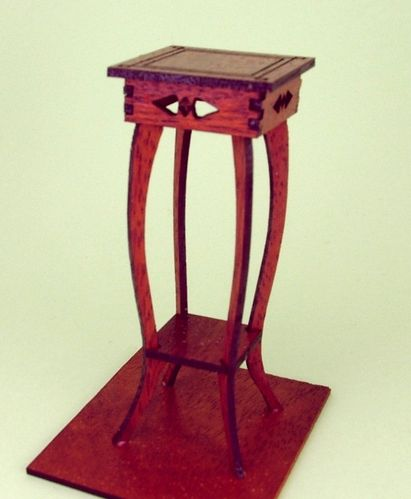 12th scale Edwardian stand kit